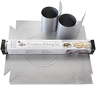 Alan Silverwood Delia Smith Bake-O-Glide Complete Baking Set of Liners 02642
