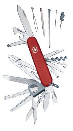 Victorinox Taschenwerkzeug Swiss Champ Plus, 1.8740