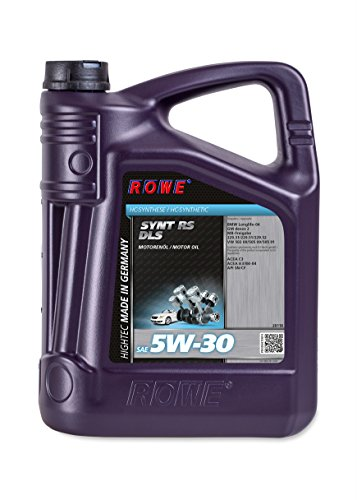 ROWE HIGHTEC SYNT RS DLS SAE 5W-30, 5 Liter