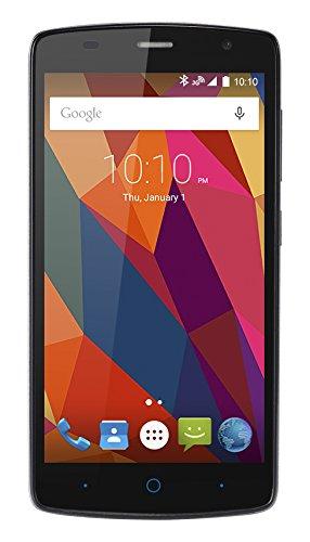 ZTE Blade L5 Plus-Smartphone sbloccato da 5  (3G, MediaTek MT6580, 1GB di RAM, memoria interna da 8GB, Bluetooth, Wi-Fi, Android)