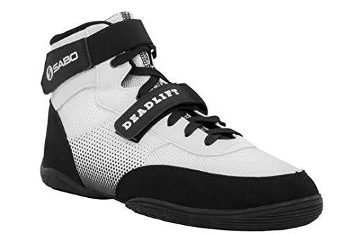 Sabo Deadlift Shoes (43 RUS / 9.5-10 US, White)