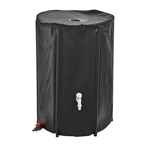 casa.pro Regentonne - 250L Regenwassertank Wassertank Regenwasserfass Zisterne