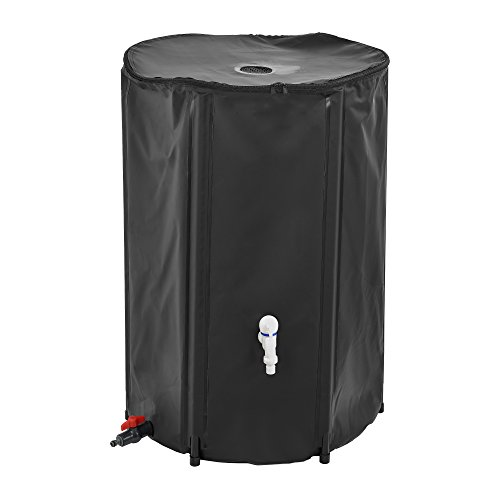 [casa.pro] Regentonne - 250L Regenwassertank Wassertank Regenwasserfass Zisterne