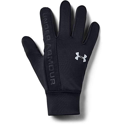 Under Armour Jungen Handschuhe Boy\'S Liner Glove, Schwarz, YLG, 1345406-001