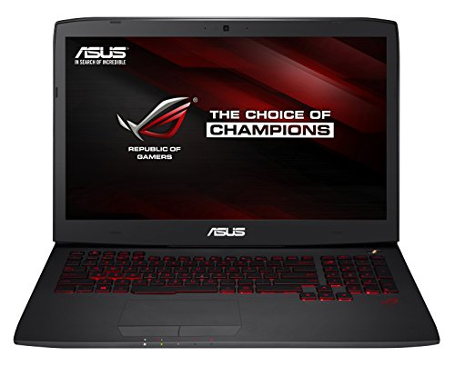 ASUS G751JY 17-Inch Gaming Laptop [2014...