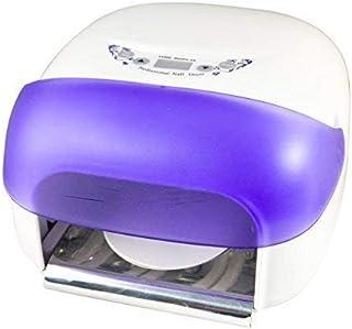 Star Nails 36W Uñas de Gel UV Lámpara Integrado en Ventilador Salón Profesional Uso Equipo