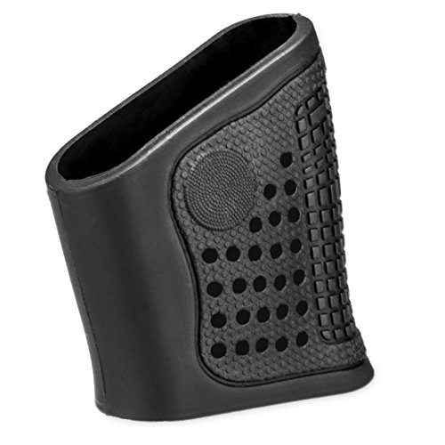 GVN Tactical Rubber Grip Glove Sleeve,Pistol Gun Grip For S&W or M&P Shield, Ruger SR22, Walther PPS, Taurus PT740, PT709