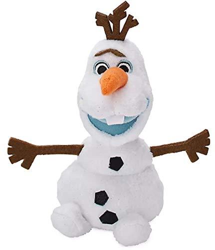 Disney Mini pouf Olaf La Reine des neiges en peluche 18 cm