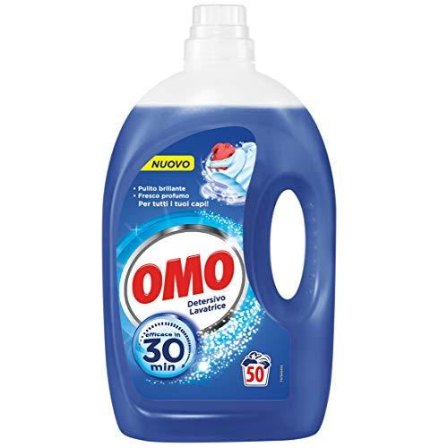 OMO Detergente Liquido per Lavatrice - 90 ml
