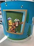 M.Service S.r.l. Lampadario Disney Winnie The Pooh - Ideale per la Camera dei Bambini!