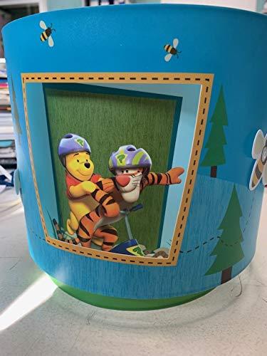 M.Service S.r.l. Lustre Disney Winnie l'ourson – Idéal pour la chambre des enfants !