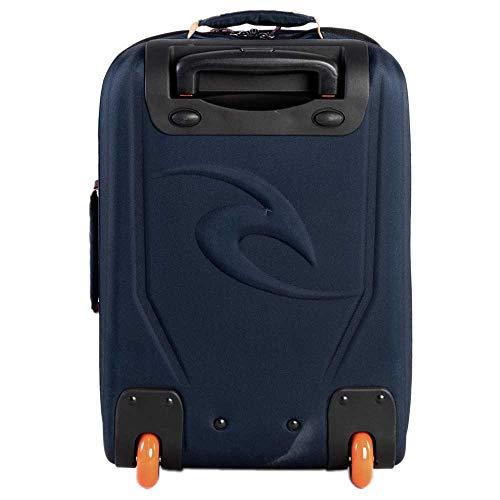 Rip Curl F-Light Cabin Hyke Maleta con ruedas en azul marino