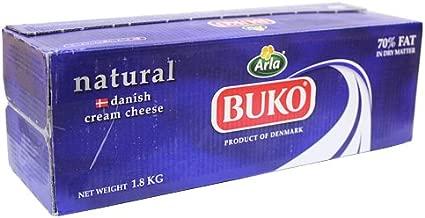 BUKO ブコ デンマーク産クリームチーズ 1.8kg