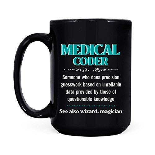 N\A Definición codificador médico Que Significa Taza de café Negro