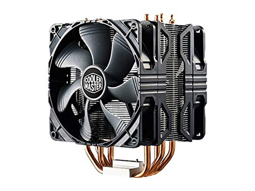 Cooler Master Hyper 212X CPU Cooler with dual 120mm PWM Fan Model RR-212X-20PM-A1