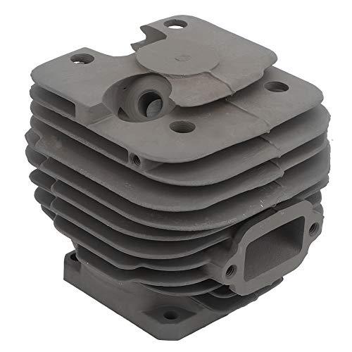 Juego de pistón de cilindro de aluminio estable de alta dureza, conjunto de cilindro, producción de madera Traviesas de ferrocarril, aserrado para aplicaciones industriales de motosierra