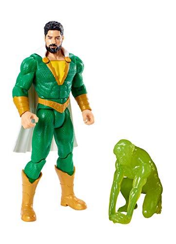Mattel GCW45 DC Shazam Pedro Figur 15 cm, Actionfiguren und Spielzeug ab 4 Jahren