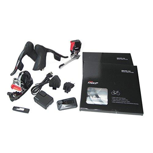 SRAM Etap Pack Wifli 2 x 11, Mando, Desviador, Cambio, Wifi, Cargador USB, Multicolor, M