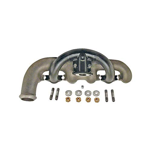 MACs Auto Parts 28-24809 - Model A Intake & Exhaust Manifold Kit