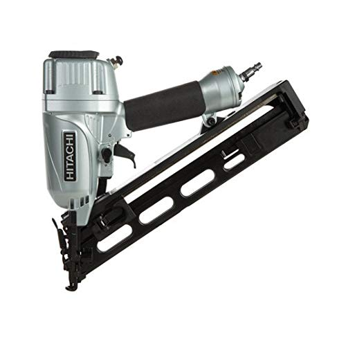 Hitachi NT65MA4 15 ga Angled Finish Nailer (Recon Grade A)