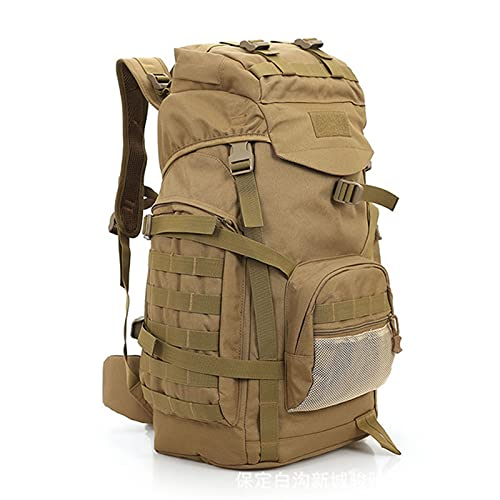 60L CamoBackpack Impermeable Outdoor Military Bag Army Bag Hunting Sling Backpack
