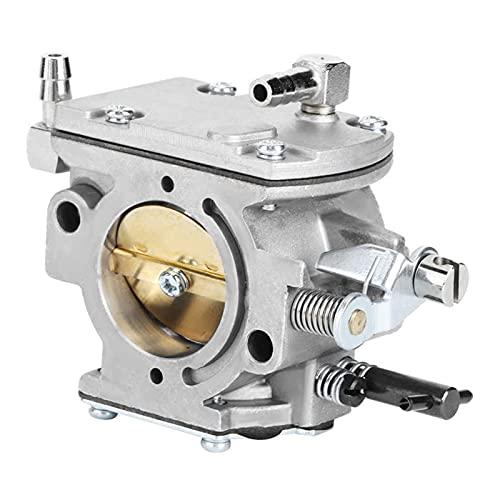 LFOZ 8.5x5.5cm Carburador de Metal Cortacésped Cortacésped Accesorio de carburador Accesorio Carbo Reemplazo para WB37 150CC-200CC Herramienta de jardín