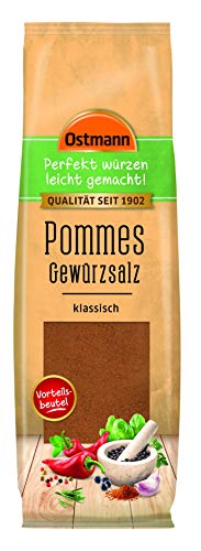 Ostmann Pommes Gewürzsalz, 150 g  807498