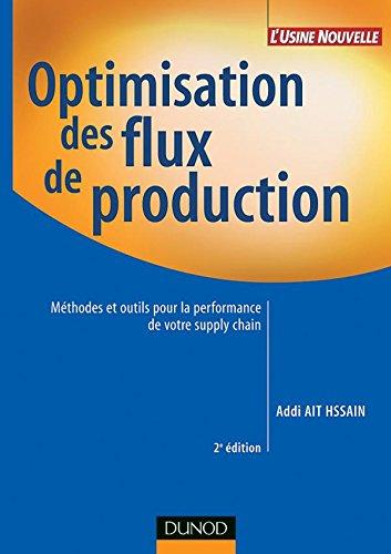 Optimisation des flux de production