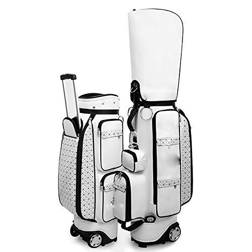 CNCBT Golftasche Damen Schlepper-Boot Bag Standard-Bag Ball Bag Golftaschen für Männer mit Ständern Frauen