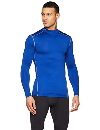 Under Armour Coldgear Armour Mock Camiseta De Manga Larga, H