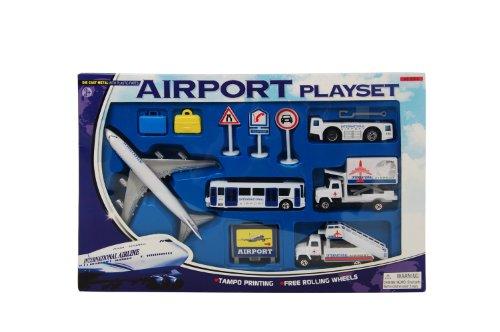 Limox Flughafen Spielset International Airport Playset