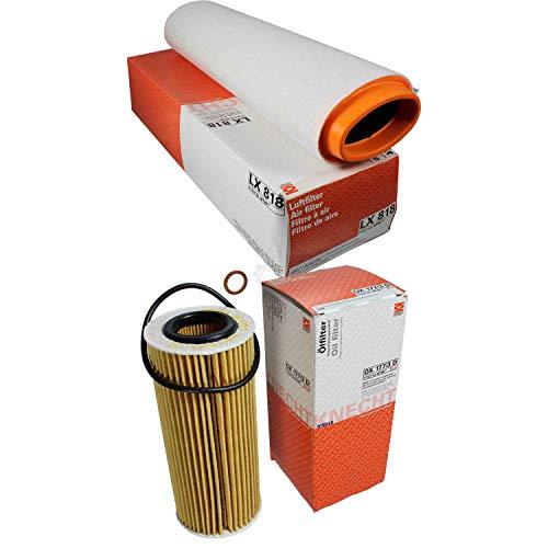 MAHLE Inspektions Set Inspektionspaket Luftfilter Ölfilter