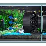 Wave Maker para acuario tanque de peces marinos – Bomba de agua fresca con control de onda sinusoidal, 4000-10000 l/h, bomba de flujo transversal, cabezal de bomba de hélice alimentada SLW-10