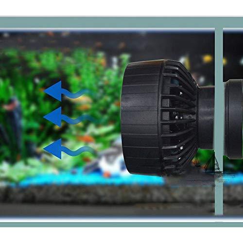 Neueste Aquarium Wave Maker, Smart Sinus Wave Pump, Propeller Pumpe, Cross Flow Pump, Wave Flow Pump with Control for Master/Slave Pump Fish Tank Wave Maker SLW-20