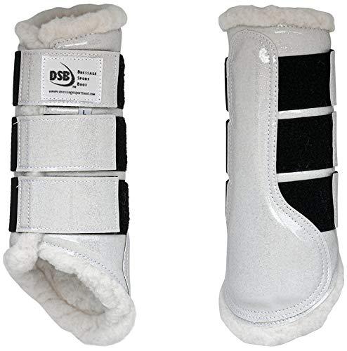 dsb Glossy Dressage Sport Boots
