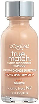 L'Oreal Paris Super Blendable Liquid Foundation 1 Fl Oz