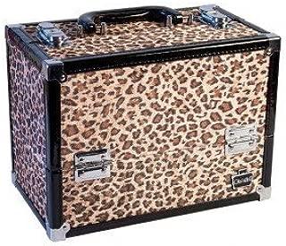 Caboodles Make Me Over Train Case (Cheetah Print)