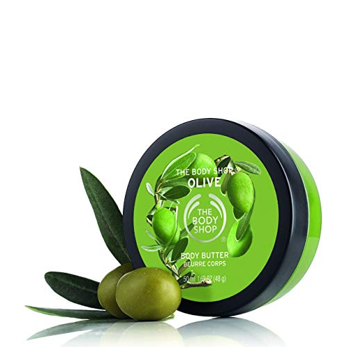 The Body Shop Olive Body Butter unisex, Olijfboter 200 ml, per stuk verpakt (1 x 200 ml)