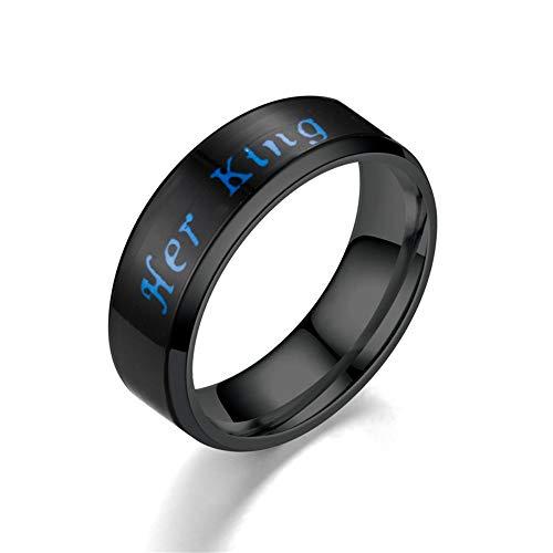 USUASI JZ-099 Smart Ring Nueva Tecnología Magic Finger para Android NFC Teléfono ID Cerradura Inteligente, Anillos de los amantes de la temperatura Inteligente, Accesorios