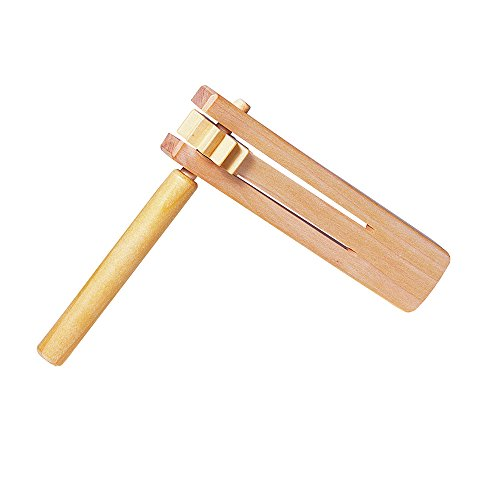 Goki TT206 - Musikinstrument - Holzratsche