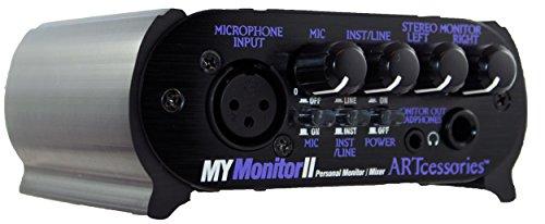 ART MyMONITORII Personal Headphone Monitor Mixer