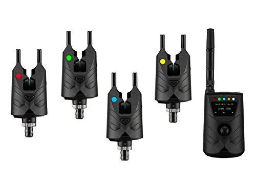 New Direction Tackle Bissanzeiger S9 4+1 Set