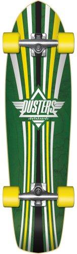 Duster Komplettboard Cruiser Keen, Green/YEL, 11614138