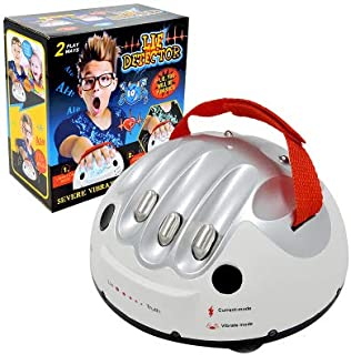2019 New Lie Detector Miniature Electric Lie Detector Party Game Machine True Talk Big Adventure Table Game