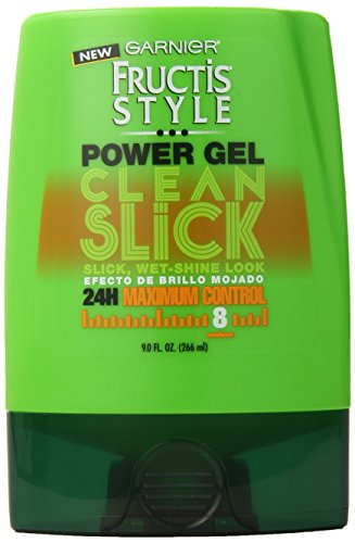 Garnier Fructis Style Clean Stick Power Gel, 9 Fluid Ounce