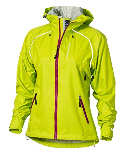Showers Pass Waterproof Breathable Syncline CC Womens Jacket (Leaf Green - Small)