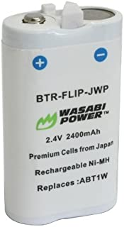 P//N ABT1W ABT1WP1 Flip Video Ultra U11204 Battery 1800mAh Replacement for Pure Flip Video Ultra Flip Video Ultra U1120