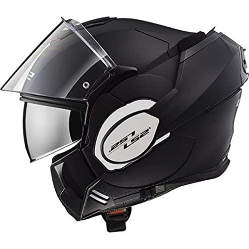 LS2, Motorradhelm VALIANT schwarz matt, XXL
