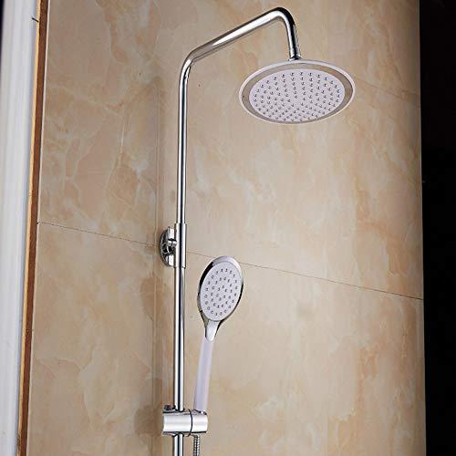 De enige goede kwaliteit multifunctionele douchekop douchekop douche douche Booster douchekop waterverwarmer handheld douchekop Set