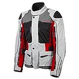 ScorpionExo XDR Yosemite Men's Textile Adventure Touring Motorcycle Jacket (Red, X-Large)